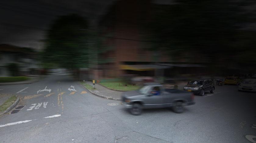 una calle del barrio fatima