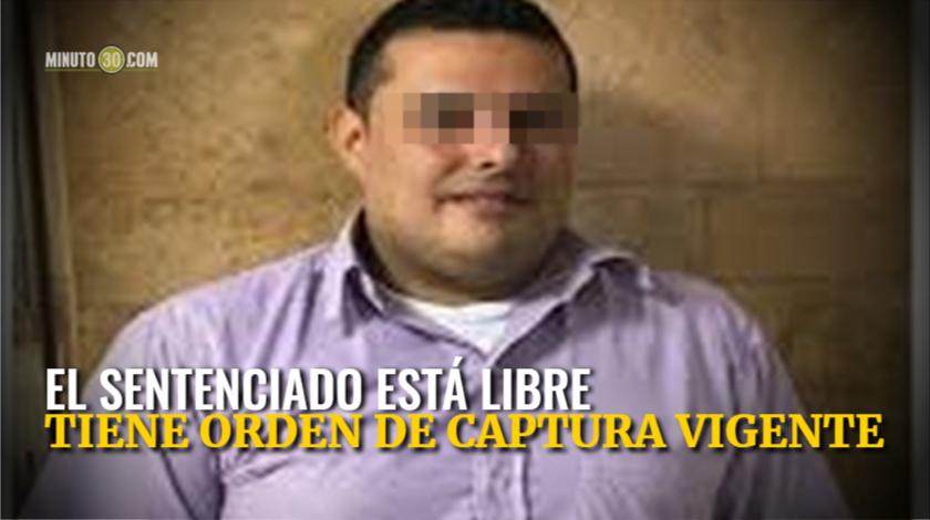 Carlos Andr%C3%A9s Amado Mej%C3%ADa sentenciado por el homicidio de su hijastro en Guayabal