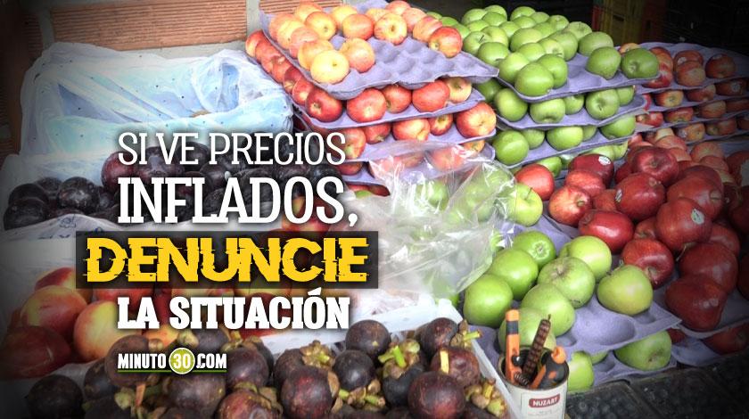 No se alarme ni acabe con todo el mercado autoridades garantizan abastecimiento durante cuarentena