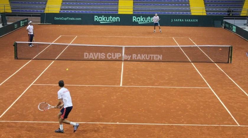 Tenis de campo Copa Davis
