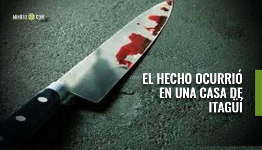Tentativa de homicidio entre dos venezolanos en una vivienda de Itag%C3%BC%C3%AD