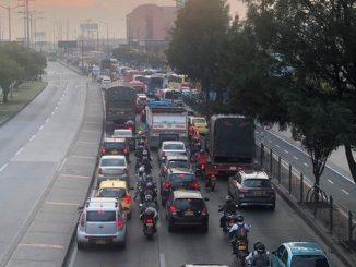 Impuesto vehiculos Bogota