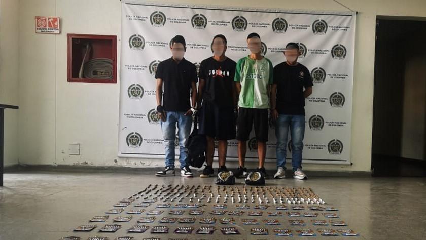 captura Itagui policia 1