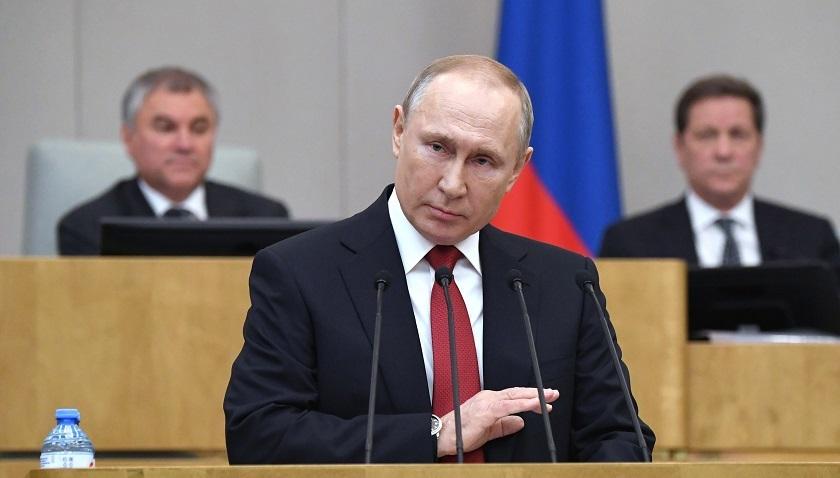 Proponen a Putin para el Nobel de Paz 2021