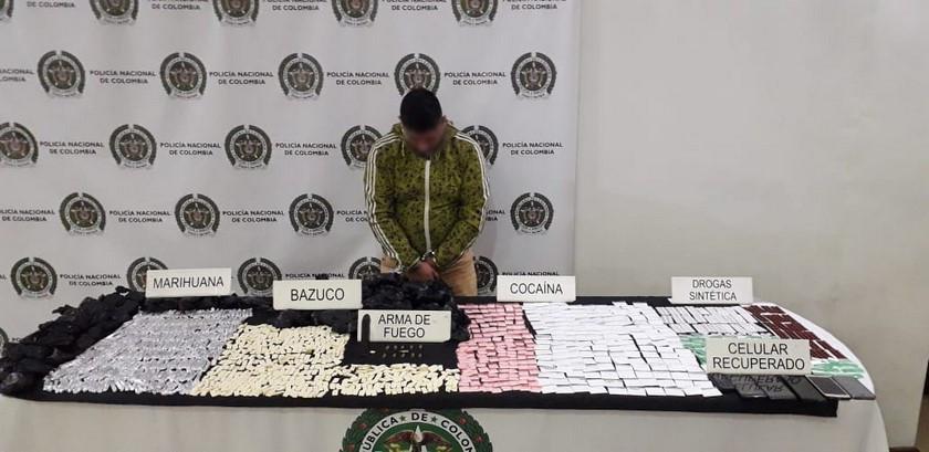 30 04 20 capturado drogas bolivar