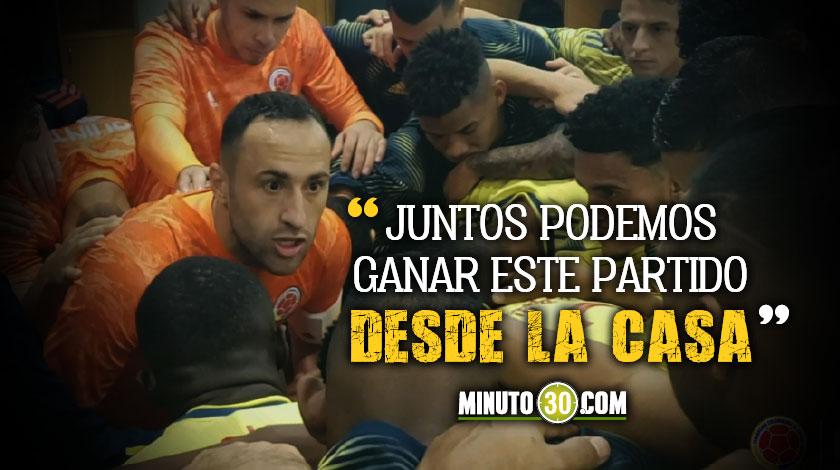 Emotivo video de la Federacion Colombiana de Futbol a proposito de la contingencia actual