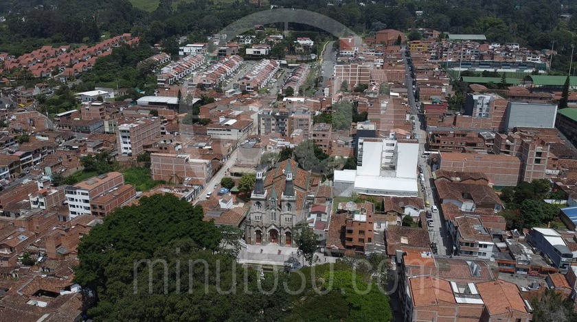 Municipio de La Estrella Antioquia Valle de Aburra cuarentena 2