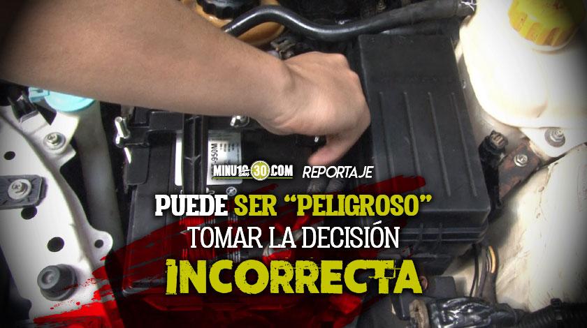 Se debe desconectar bateria de vehiculo en cuarentena especialista responde