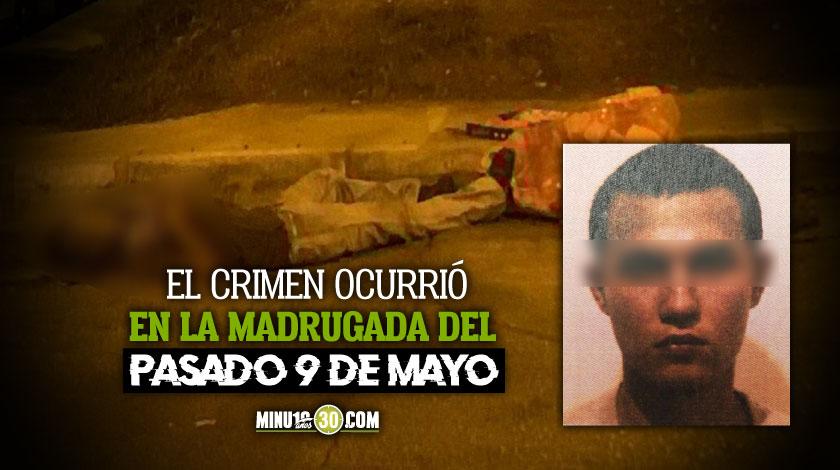 A la carcel investigado por homicidio de reciclador en la Comuna 13 de Medellin