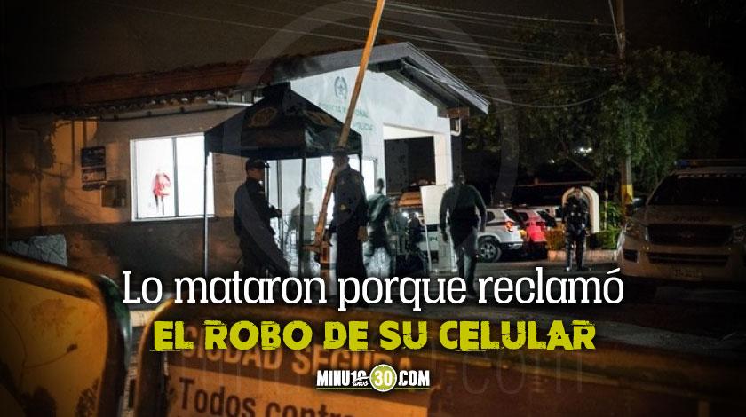 A la carcel presunto responsable del homicidio de un hombre en la celda de una estacion de Policia de Medellin