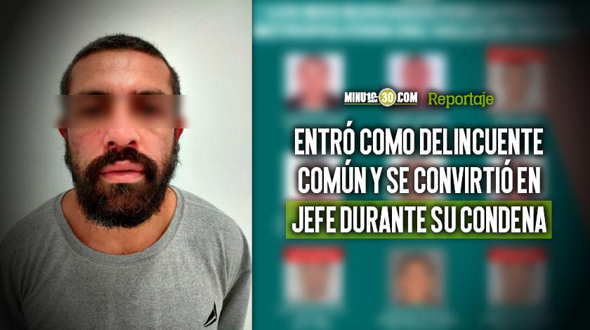 Alias Tapas habia estado preso en 2014 y cuando salio se convirtio en uno de los duros de Pachelly