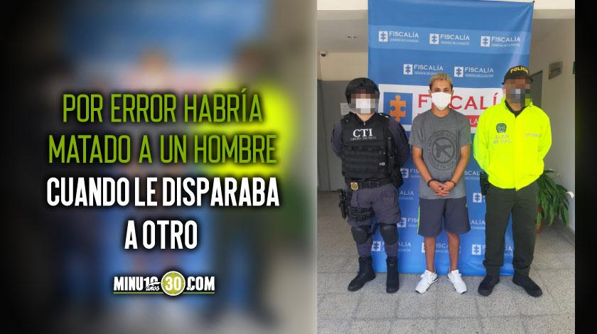 Cogieron a alias Goma para que responda por un homicidio que habria cometido en Castilla
