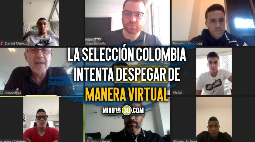 Encuentros virtuales entre Queiroz y jugadores dan pistas de quienes seran convocados