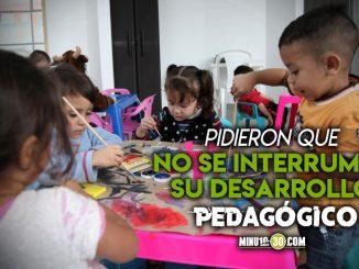 Jardines infantiles de Bogota