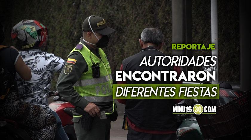 Nororiente de Medellin y Belen los barrios mas indisciplinados durante el toque de queda