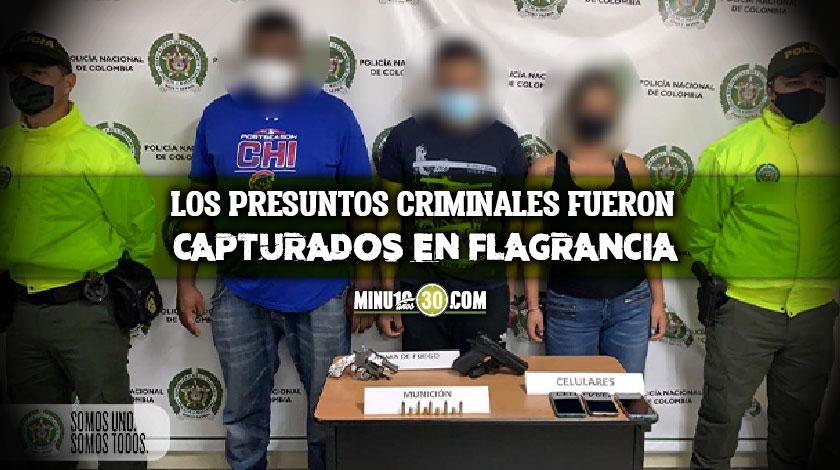 Secuestraron y le robaron 400 millones de pesos en efectivo a unas personas en Barbosa