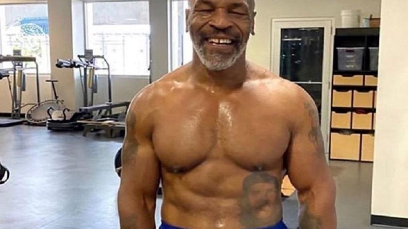 Mike Tyson se prepara para volver