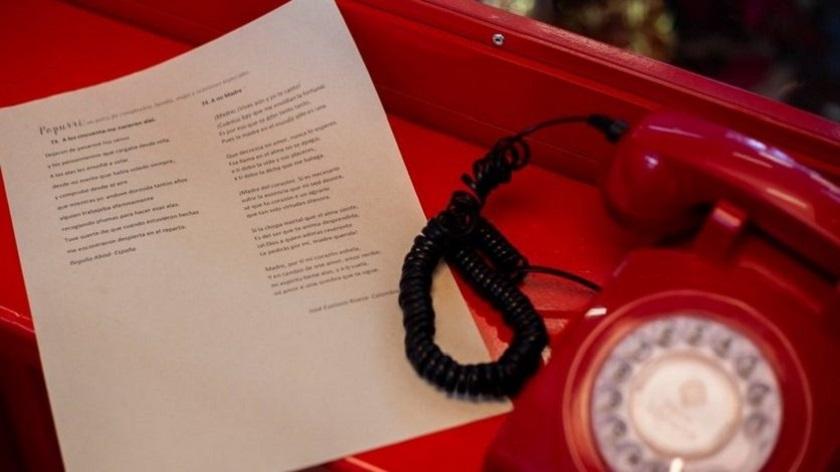 poemas por telefono