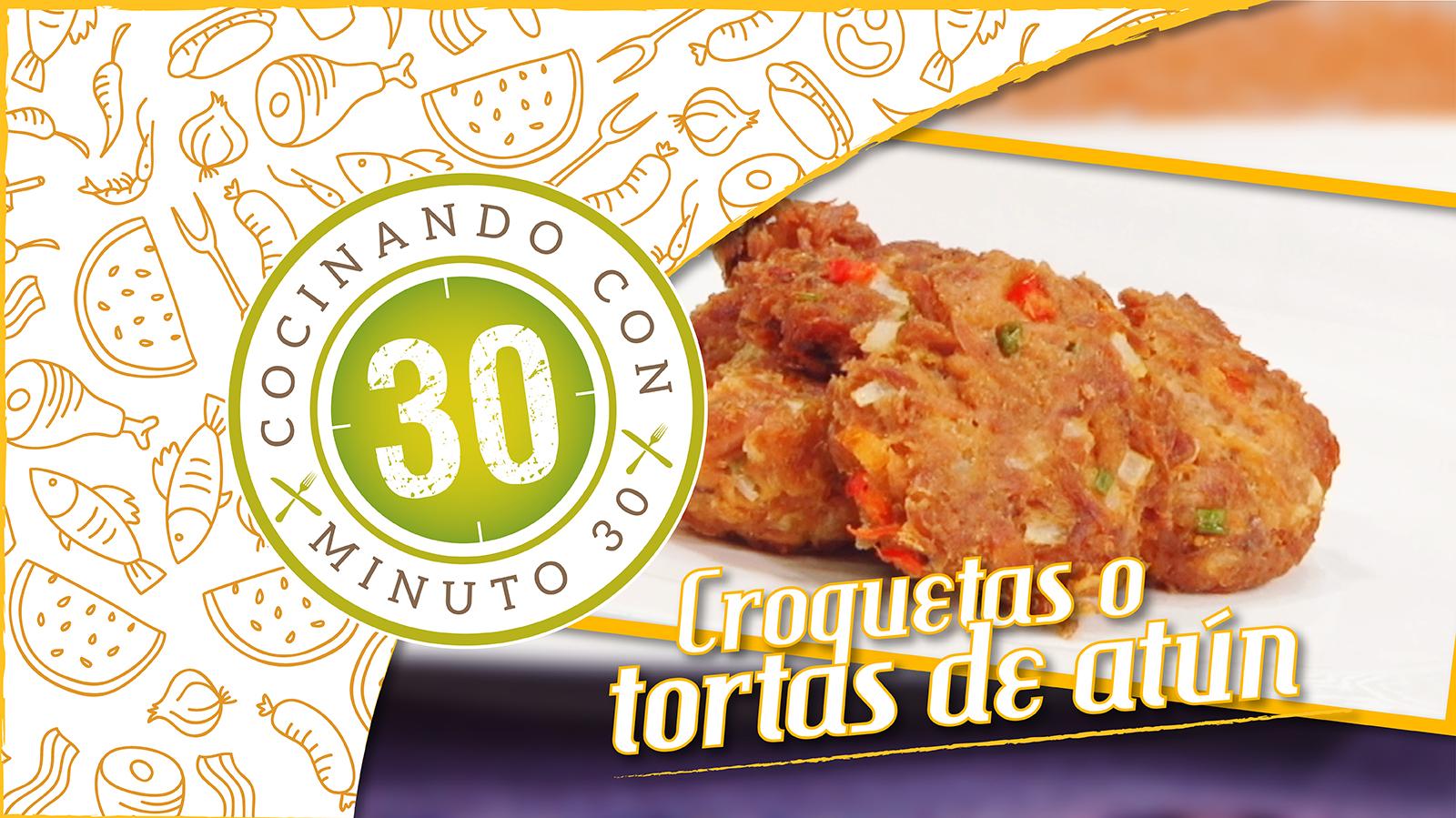 CROQUETAS O TORTAS DE ATUN Mesa de trabajo 1