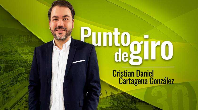 Cristian Daniel Cartagena Gonz%C3%A1lez Punto de giro 1