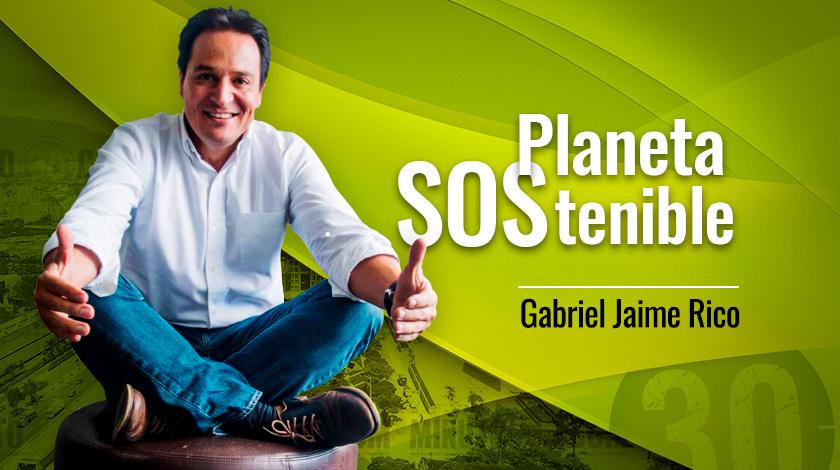 Gabriel Jaime Rico Planeta SOStenible