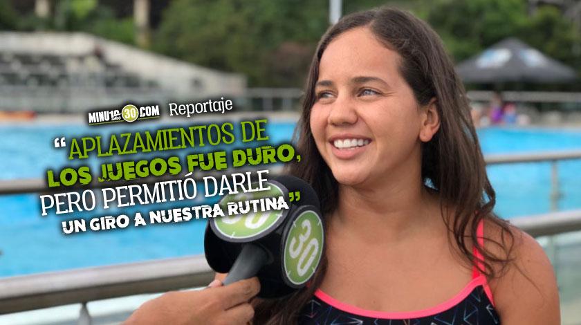 Monica Sarai Arango y Estefania Alvarez le apuntar a sorprender en los Olimpicos de Tokio