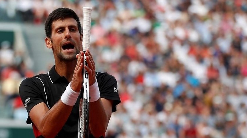 Novak Djokovic Copiar