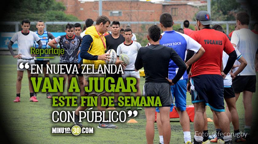 Rugby uno de los ultimos en Colombia en la fila para la reanudacion