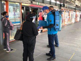 estaciones de Transmilenio cerradas por Alerta Naranja desde este martes