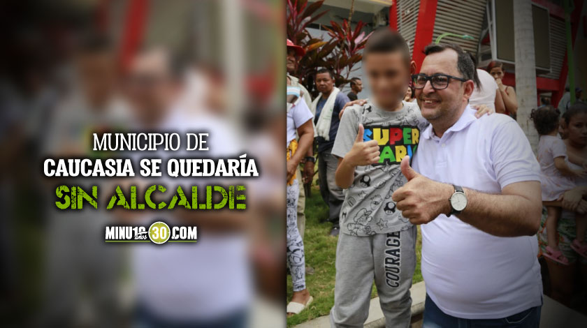 Anulan la eleccion de Leiderman Ortiz alcalde del municipio de Caucasia Antioquia