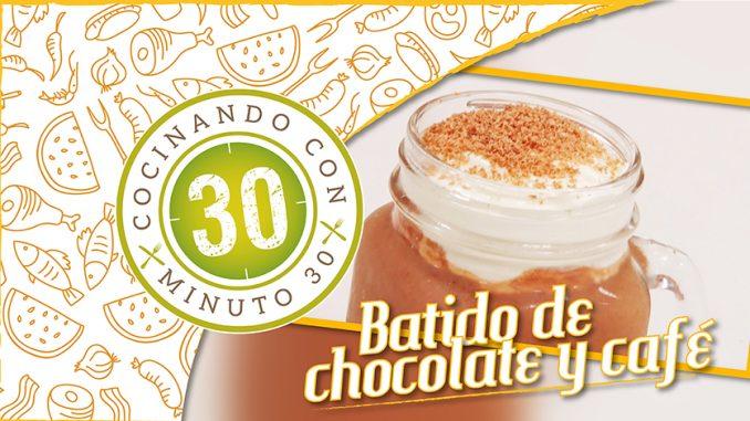 BATIDO DE CHOCOLATE Y CAFE 840