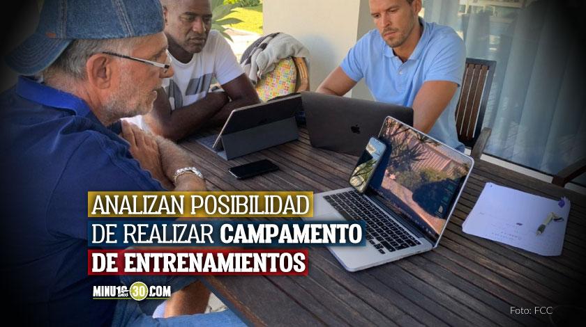 Carlos Queiroz se reunio con su cuerpo tecnico para analizar lo que se viene para la Seleccion