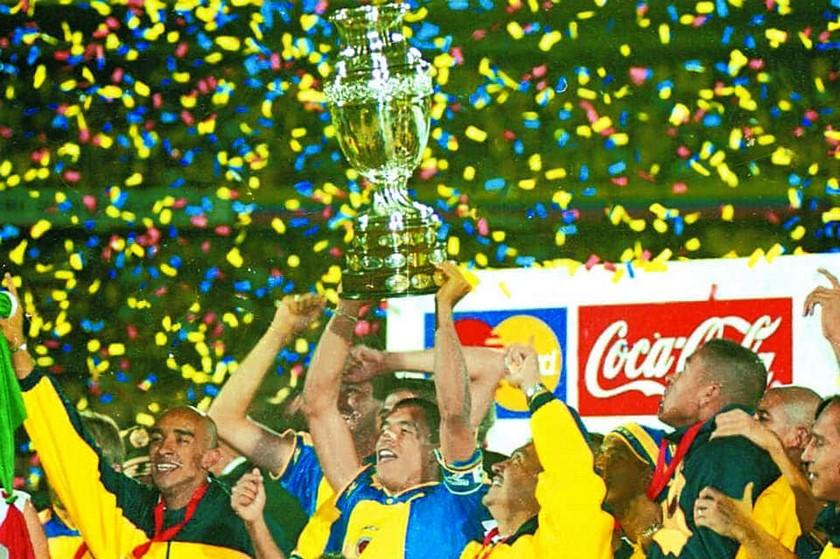 Colombia campeon Copa America
