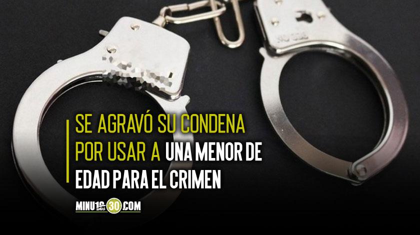 Condenado a mas de 5 anos de prision por intentar hurtar una motocicleta