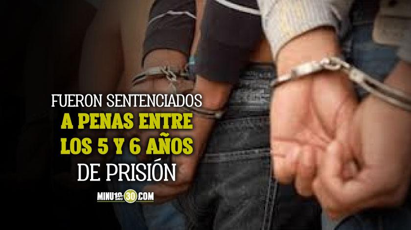 Condenaron a 9 criminales de Los de los Puentes dedicados al microtrafico en Medellin