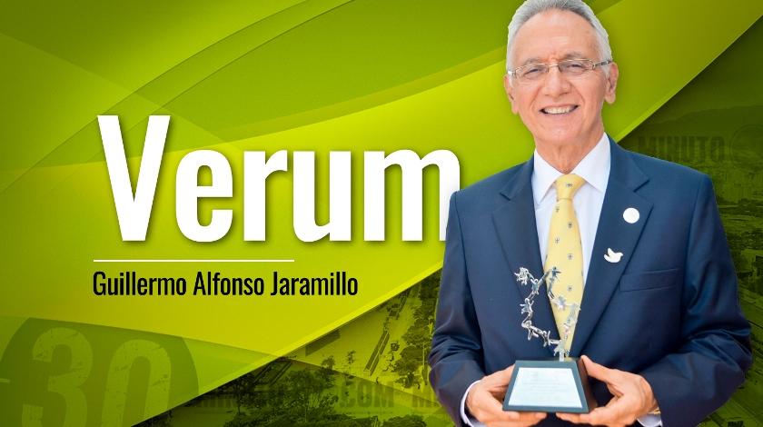 Guillermo Alfonso Jaramillo Verum 840
