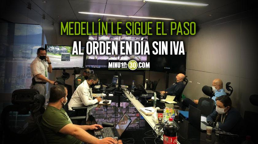 Medellín día sin IVA PMU