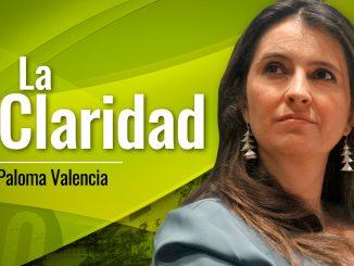 Paloma Valencia La Claridad 1