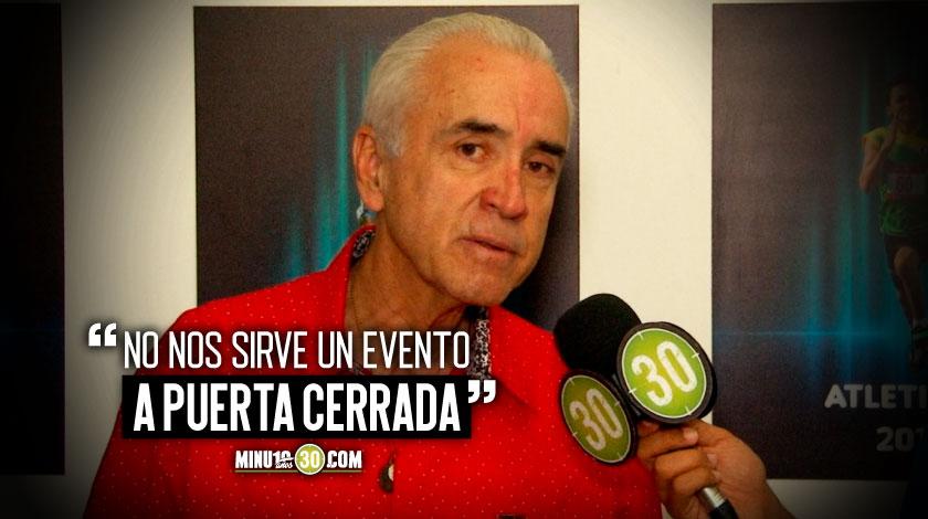 Se podra hacer el Festival Babyfutbol en enero en Medellin directivo de Los Paisitas responde