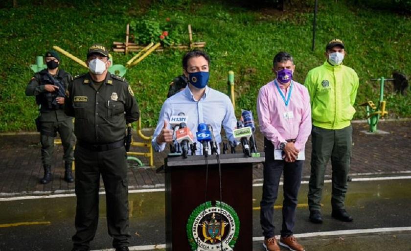 """Cayó alias """"Toño"""", uno de los delincuentes más buscados de Medellín"""