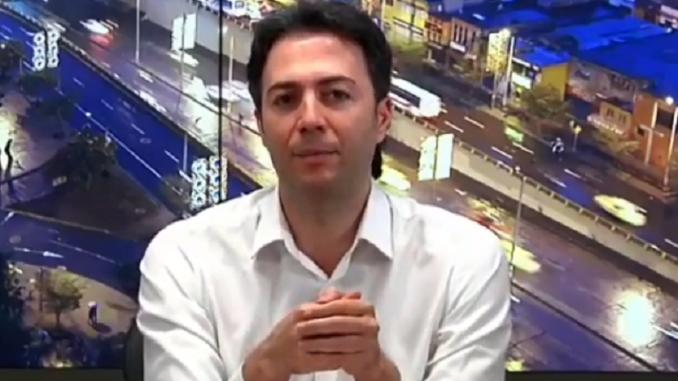 """Daniel Quintero se defendió de los que lo tratan de """"tibio"""""""