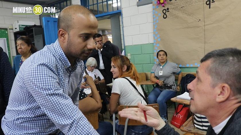 Juan Pablo Ramírez, mano derecha de Daniel Quintero en Alcaldía de Medellín