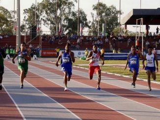Campeonato Sudamericano de Atletismo de Mayores Copiar