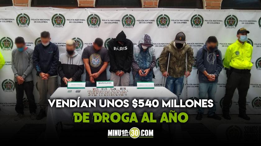 Capturados 10 integrantes de El Tablazo
