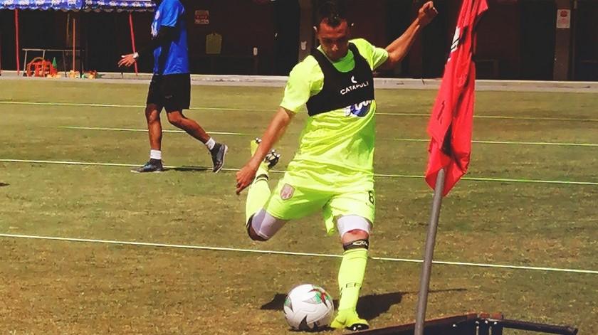 Entrenamiento Envigado FC