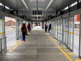Estacion de Transmilenio instalaciones noticias