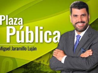 Miguel Jaramillo Lujan Plaza Publica
