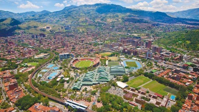 así retornarán los escenarios deportivos a Medellín