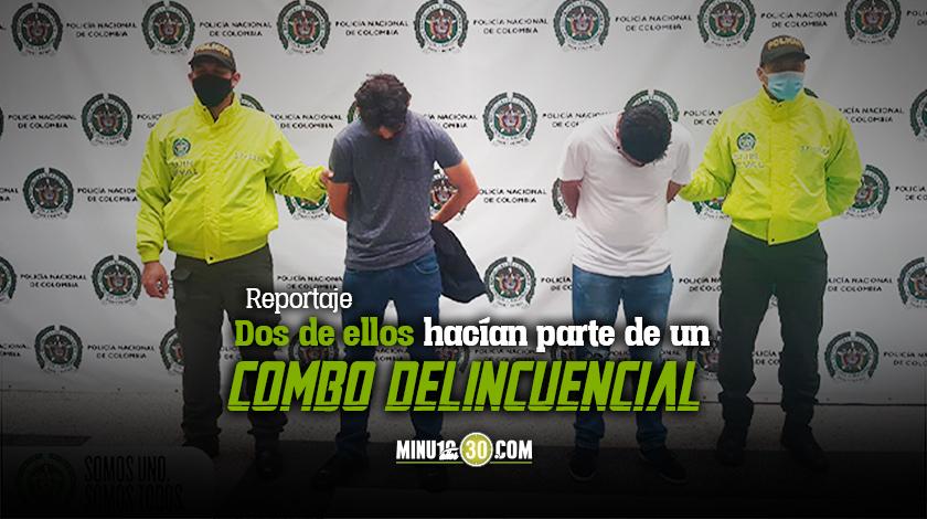 Video Robando mucho Cogieron a tres ladrones que tenian azotados varios puntos de Medellin