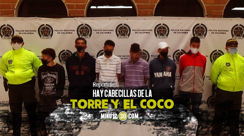 Volvieron los resultados a la Comuna 13 Judicializan a 21 delincuentes de diferentes combos